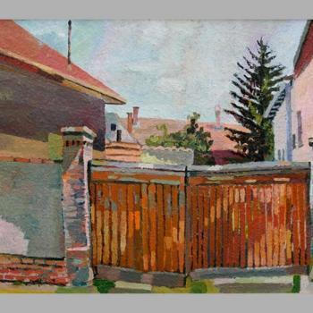 Atelier Hlavina: Bekeščabianska brána - František Chudoba