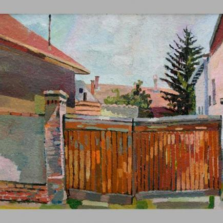 Atelier Hlavina: Bekeščabianska brána – František Chudoba