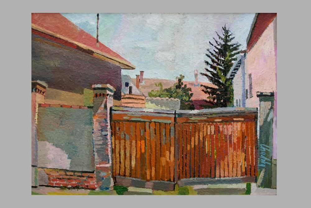 Atelier Hlavina: Bekescsaba gate - František Chudoba
