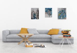 Atelier Hlavina: Červená roklina – Hieroným Balko – interiér