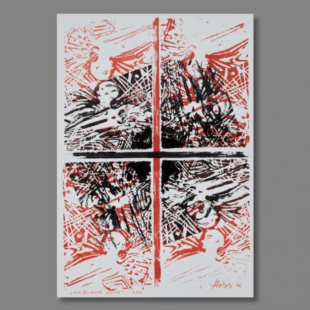 Atelier Hlavina: Križovanie rovín - Hieroným Balko