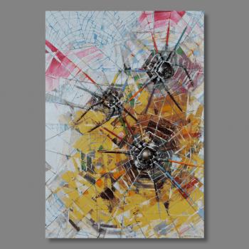 Atelier Hlavina: Flying on Nets - Hieroným Balko