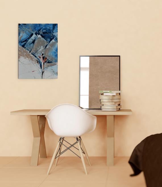Atelier Hlavina: Ice Flower - Hieroným Balko - interier