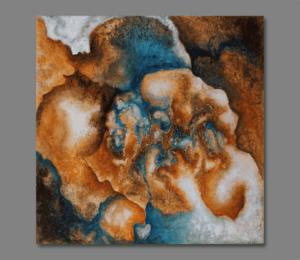 Atelier Hlavina: Blue Secrets – Lucia Dušová