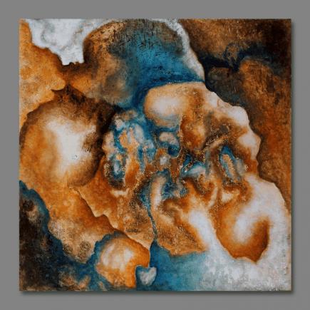 Atelier Hlavina: Modré tajomstvá - Lucia Dušová