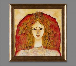 Atelier Hlavina: Muse of autum – Milena Ďuricová