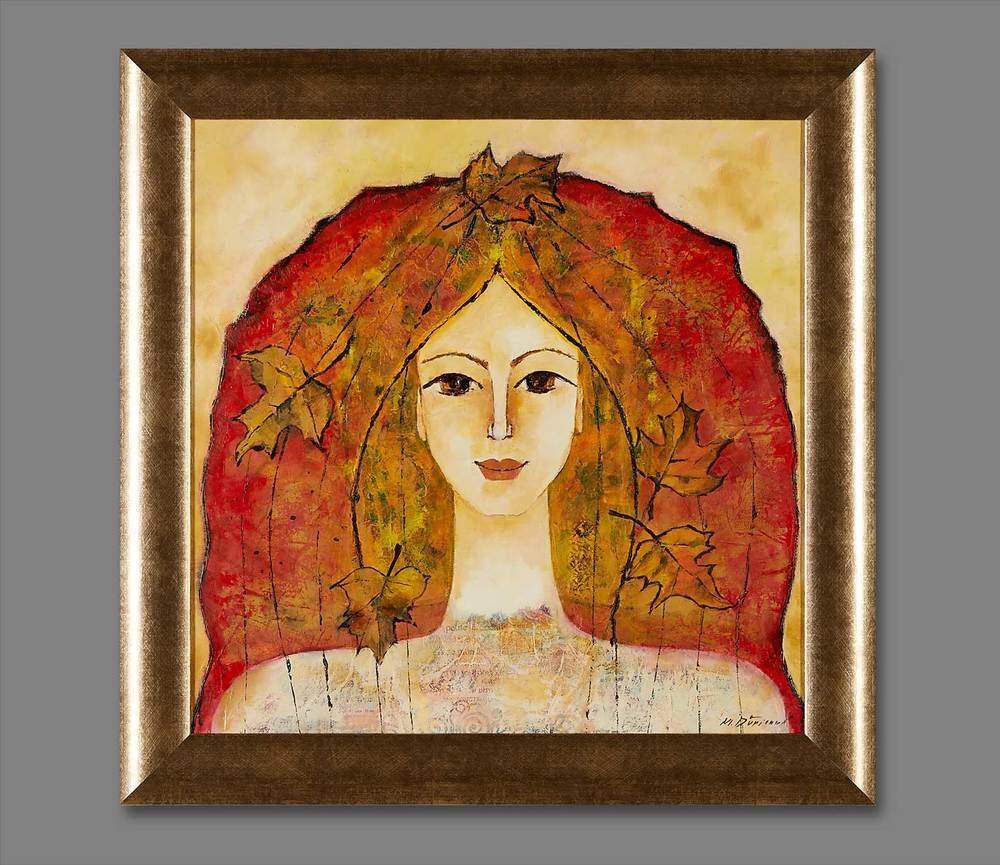 Atelier Hlavina: Muse of autum - Milena Ďuricová