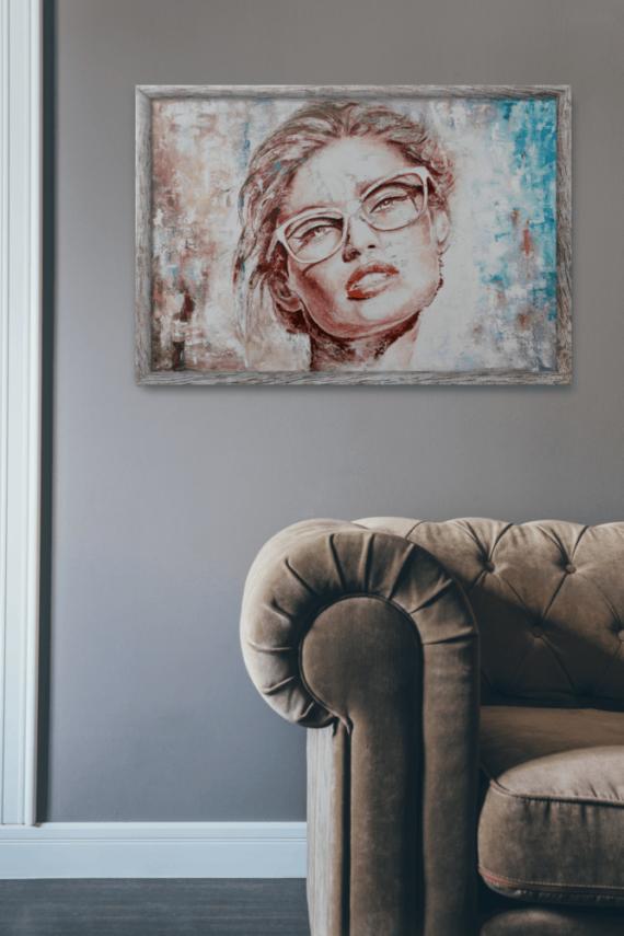 Atelier Hlavina: The New York Woman - Lucia Dušová - interier