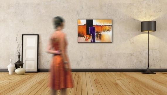Atelier Hlavina: Niesť svoj kríž - Lucia Dušová - interiér