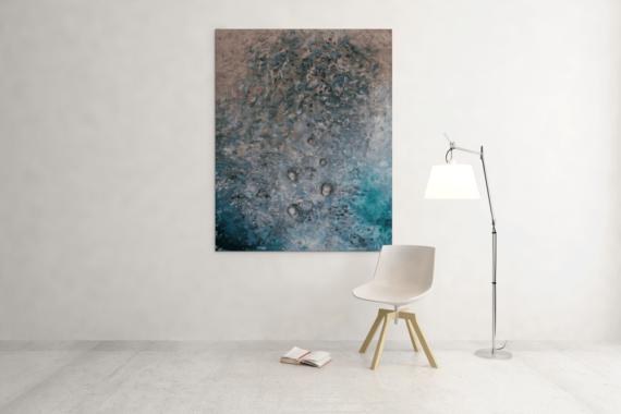 Atelier Hlavina: Duch holubí - Hieroným Balko - interiér