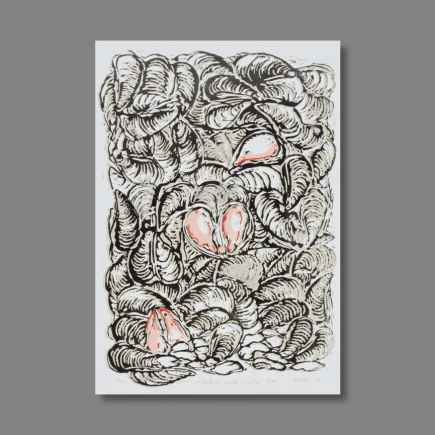 Atelier Hlavina: Ružové chute-mušle - Hieroným Balko