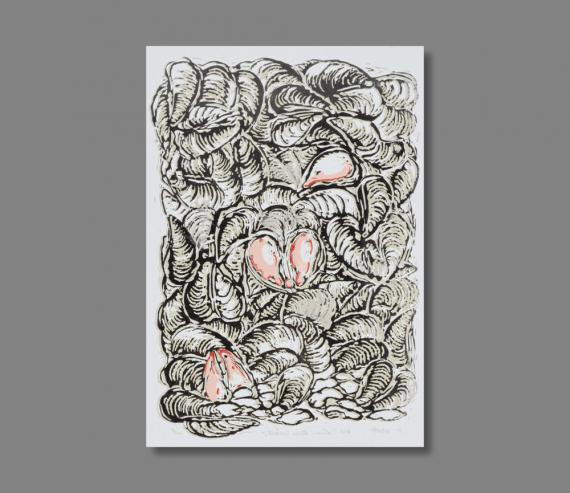 Atelier Hlavina: Pink tastes - Shells - Hieroným Balko