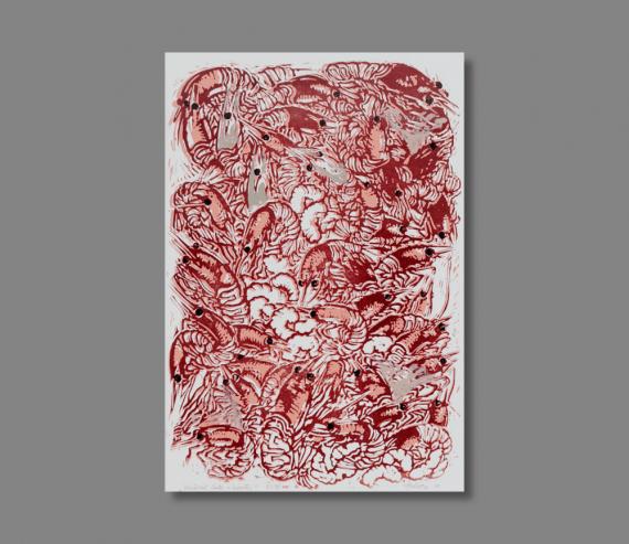 Atelier Hlavina: Pink tastes - Shrimp - Hieroným Balko