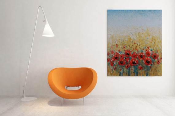 Atelier Hlavina: Poppy Heads - Hieroným Balko - interier