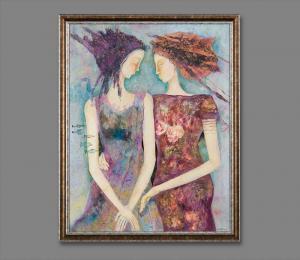 Atelier Hlavina: Girlfriend – Milena Ďuricová