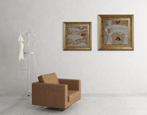 Atelier Hlavina: Prívaly šťastia - Ivett Axamitová - interiér