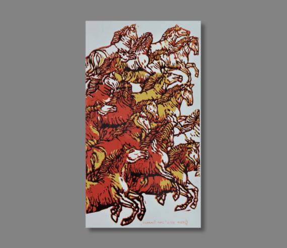 Atelier Hlavina: Rampant Gallop - Hieroným Balko