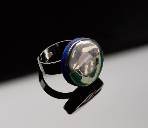 Atelier Hlavina: Platinum - green Set - Čisáriková Táňa
