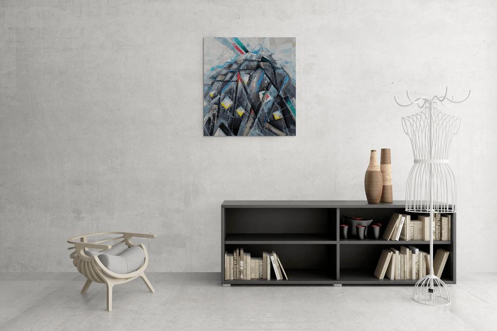 Atelier Hlavina: Secret of the Grey Mountain - Hieroným Balko - interier