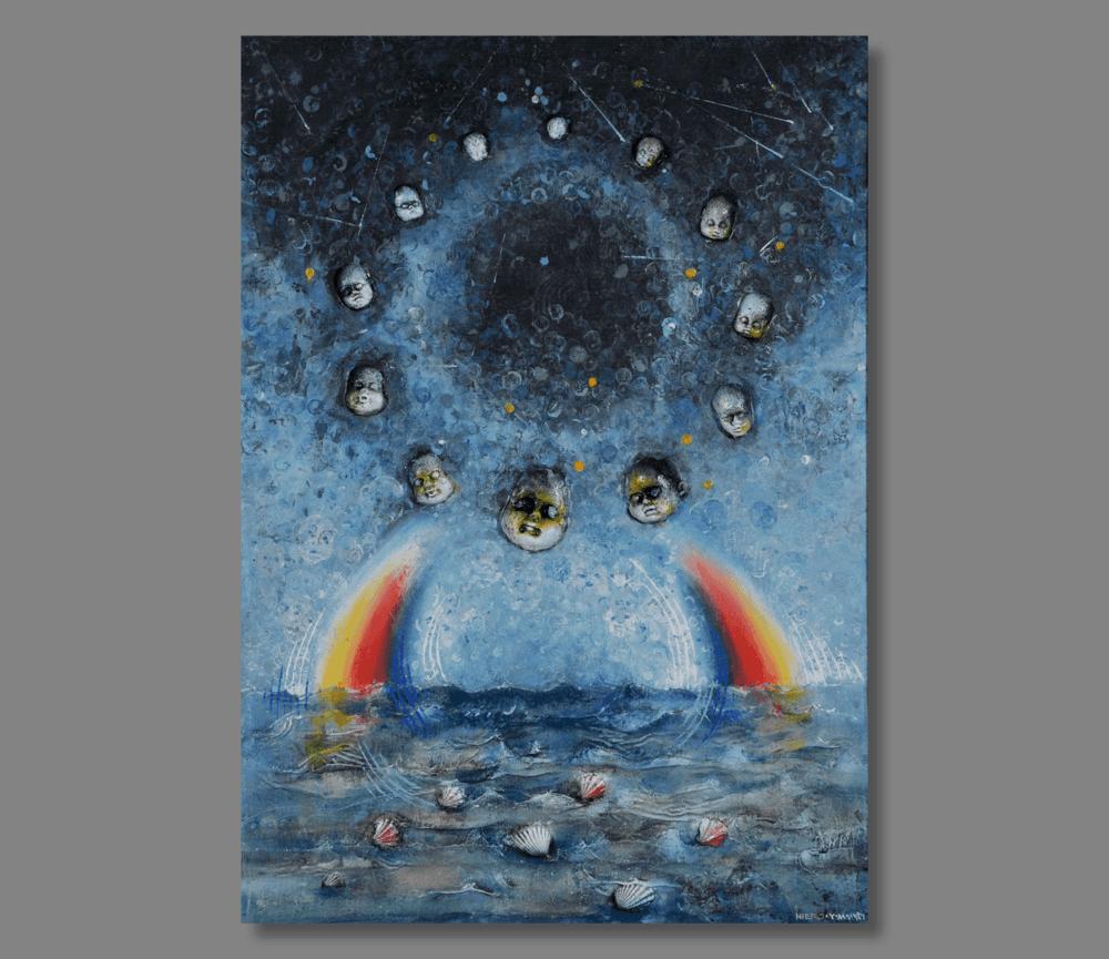 Atelier Hlavina: Spirit on the Water - Hieroným Balko
