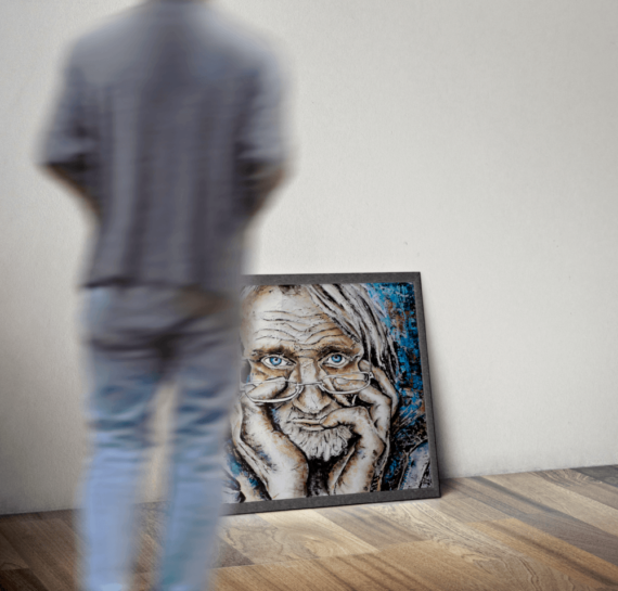 Atelier Hlavina: The Old Man - Lucia Dušová - interier
