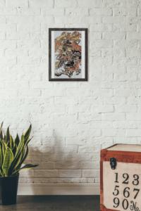 Atelier Hlavina: White Stallion – Hieroným Balko – interier