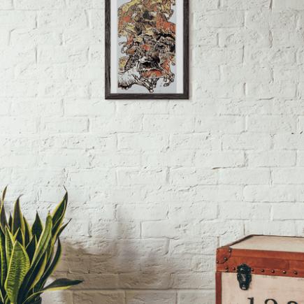 Atelier Hlavina: Biely žrebec - Hieroným Balko - interiér