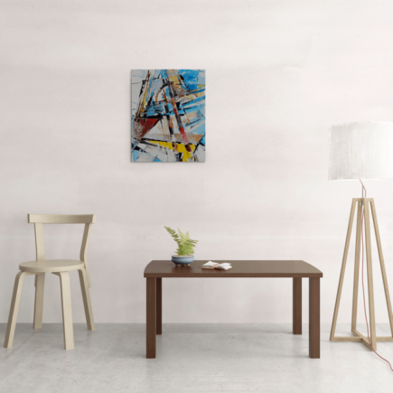 Atelier Hlavina: Yellow road - Hieroným Balko - interier