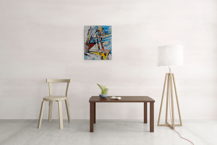 Atelier Hlavina: Žltá cesta - Hieroným Balko - interiér