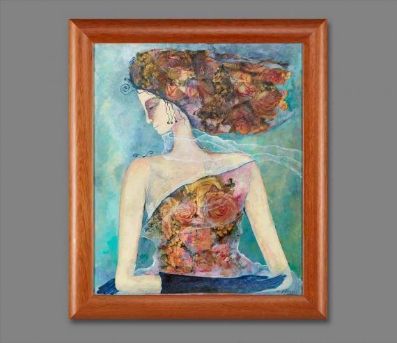 Atelier Hlavina: Thoughtful 2 - Milena Ďuricová