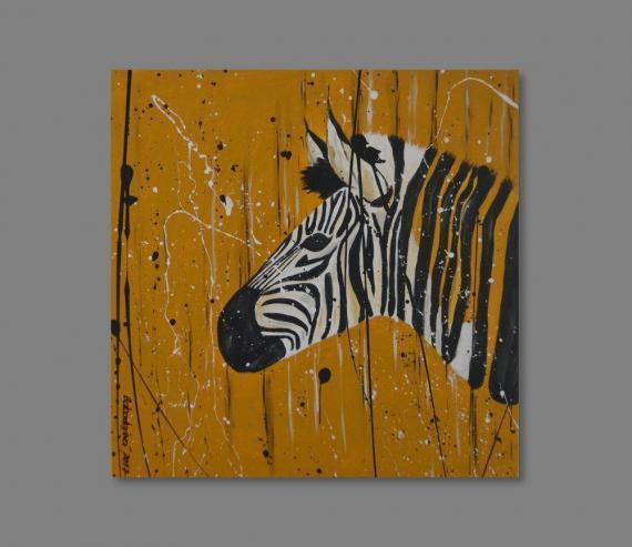 Atelier Hlavina: Zebra - Nikola Cabadajová