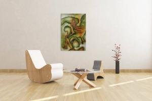 Atelier Hlavina: Green Secrets – Lucia Dušová – interier