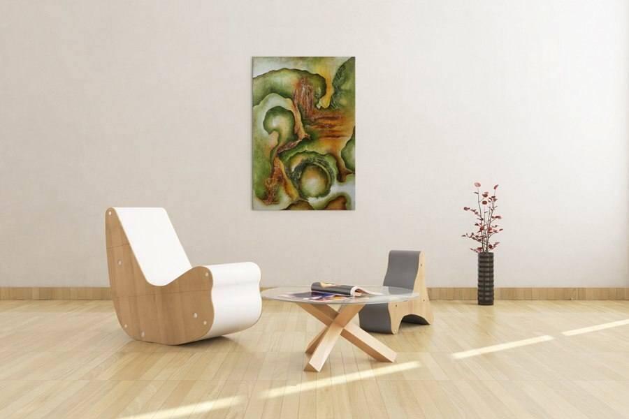 Atelier Hlavina: Green Secrets - Lucia Dušová - interier