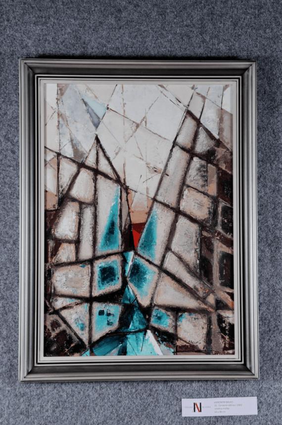 Atelier Hlavina: Red Gorge - Hieroným Balko - interier