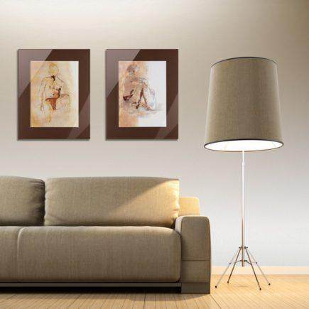 Atelier Hlavina: Nude III - Lexmannová Zuzana - interier