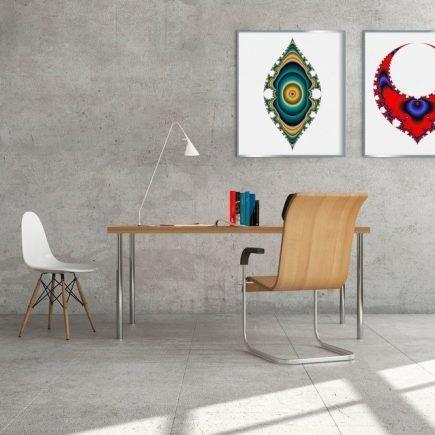 Atelier Hlavina: Fractal Nr.005 - Yurkovic Vladimír - interier