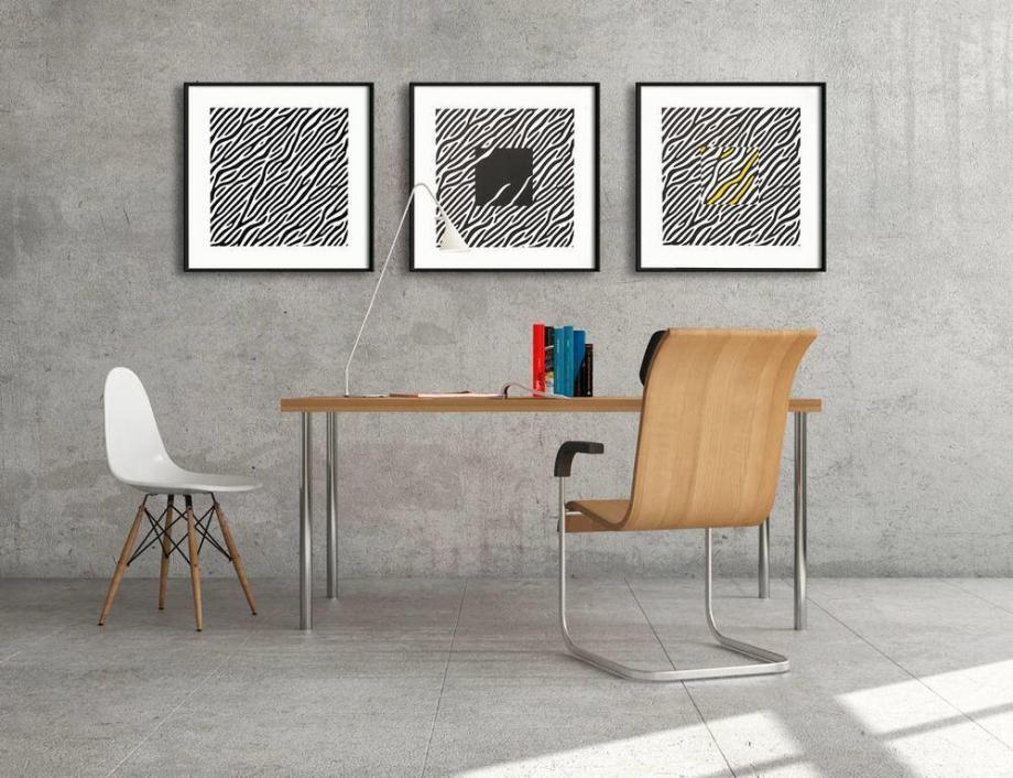 Atelier Hlavina: Horiaci ker II. - Yurkovic Vladimír - interier
