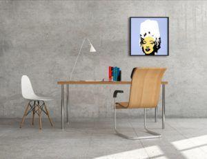 Atelier Hlavina: Marylin Simpson III. – Yurkovic Vladimír – interier