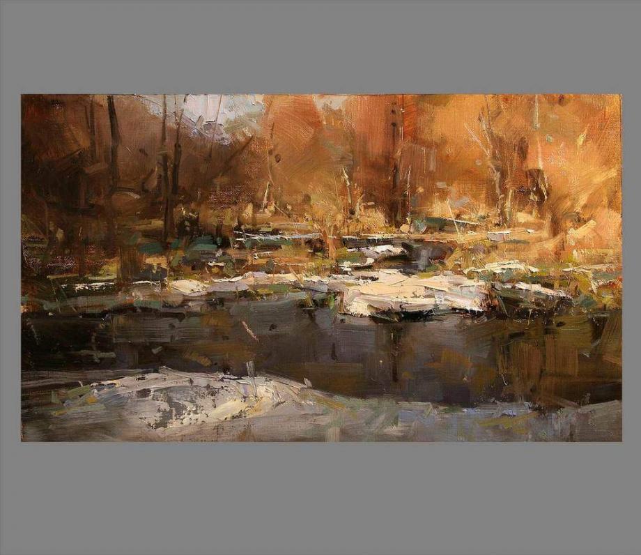 Atelier Hlavina: SLost in spring - Nagy Tibor