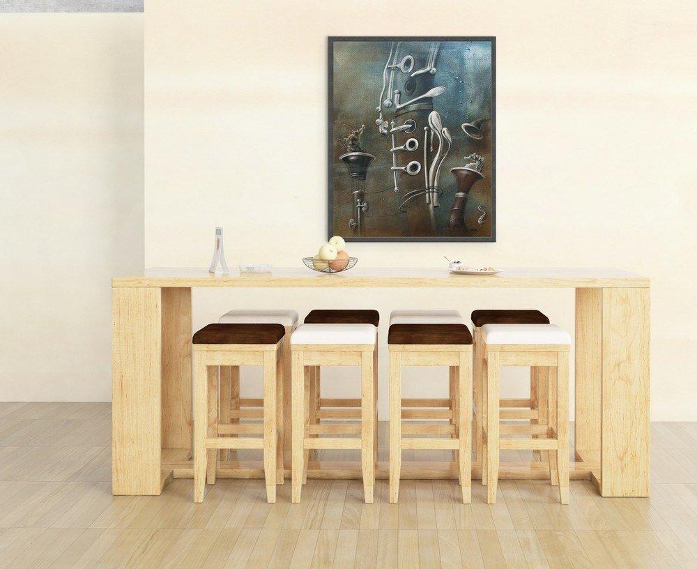 Atelier Hlavina: Adaggio - Jiří Holan - interier