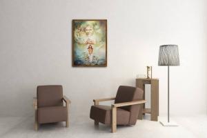 Atelier Hlavina: Afrodita – Hric Milan – interier