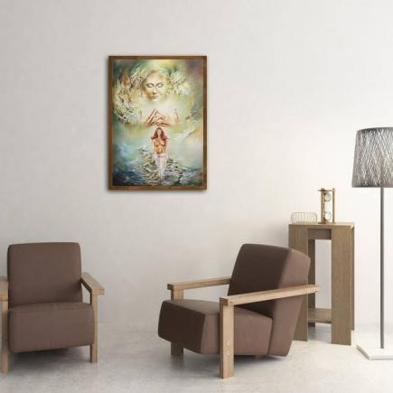 Atelier Hlavina: Afrodita - Hric Milan - interier