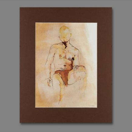 Atelier Hlavina: Nude III - Lexmannová Zuzana
