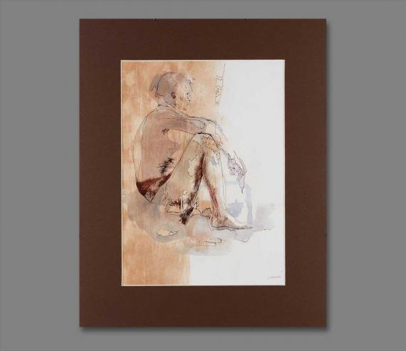 Atelier Hlavina: Nude XI - Lexmannová Zuzana