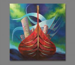 Atelier Hlavina: Boston – Richard Grega