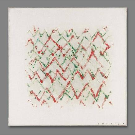 Atelier Hlavina: Červená, zelená, klikatá- Svoboda Jan
