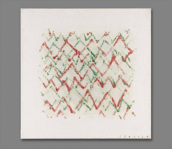 Atelier Hlavina: Red, green, wandering- Svoboda Jan