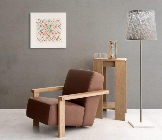Atelier Hlavina: Red, green, wandering- Svoboda Jan - interier