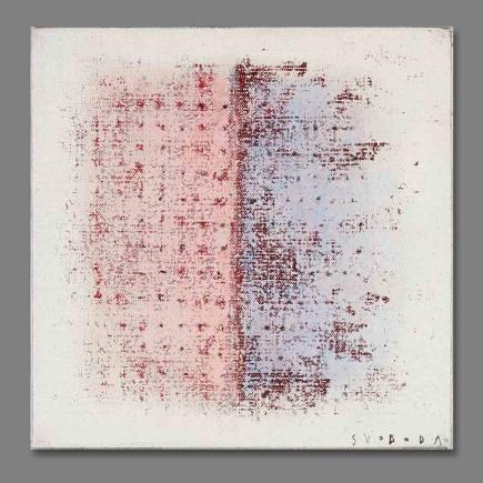 Atelier Hlavina: Červeno modrý spoj- Svoboda Jan