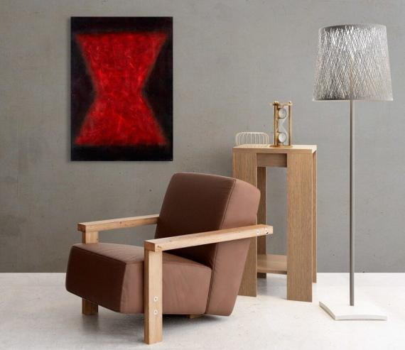 Atelier Hlavina: Red sixsides - Svoboda Jan - interier